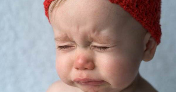 Crying might be good for your child