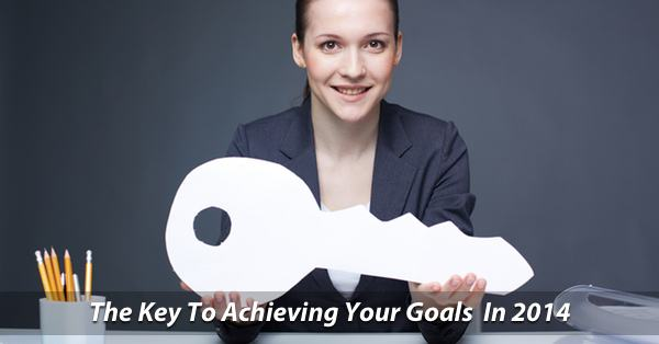 Your Key To Goal Setting In 2015