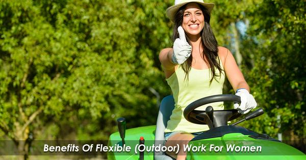 Flexible Work for Women in the Great Outdoors