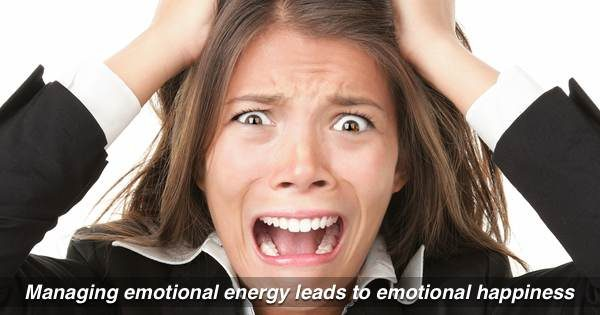Emotional Energy – Transforming threat into challenge