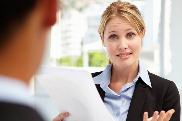 be memorable in a job interview