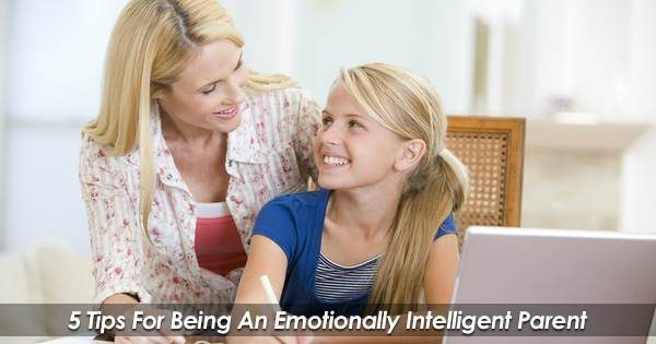Are you an emotionally intelligent parent?