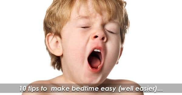 Make Bedtime Easy, Naturally