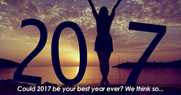 How to make 2017 your best year ever!