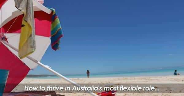 What you need to thrive in Australia's most flexible role